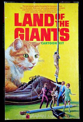 Terra de Gigantes de Irwin Allen