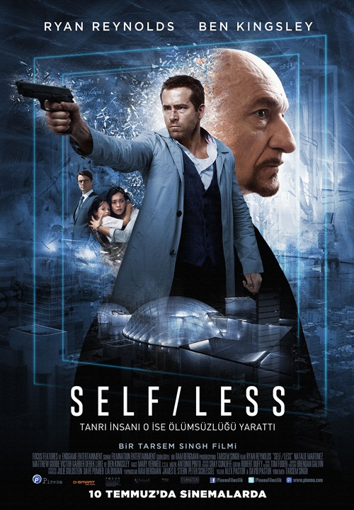 Selfless (2015) 720p Film indir