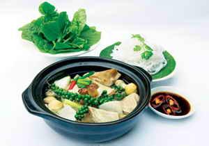 Món ăn ngon: Bao tử heo tiềm tiêu xanh