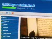 Info Web Pribadi Ustadz Dzulqarnain