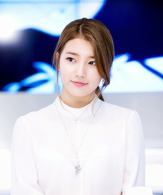 Suzy miss A Sweet Beauty in White