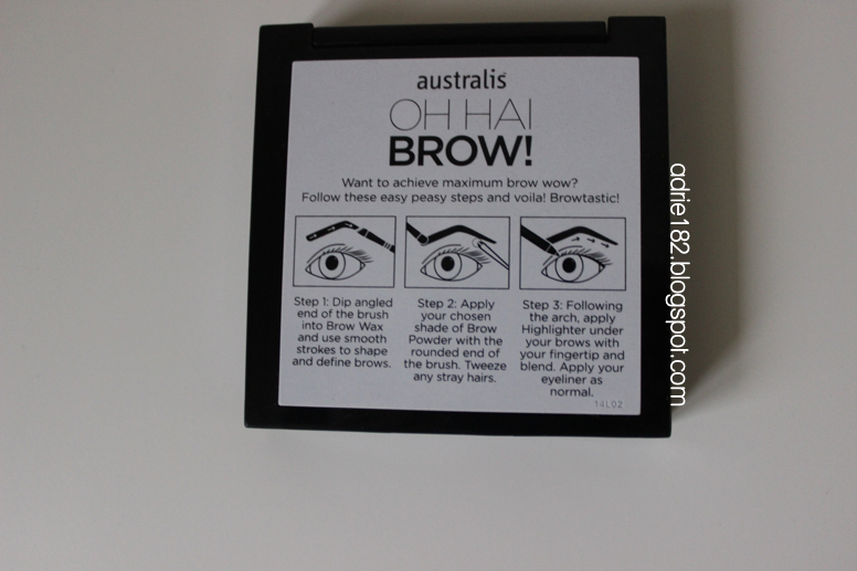 australis, brows, product, review, oh hai brows, cruelty-free