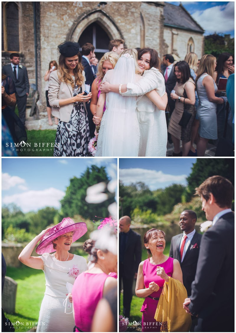 Pennard House wedding ceremony