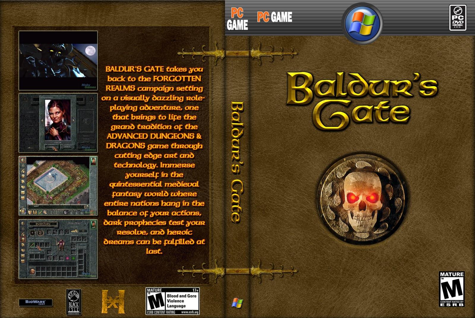Baldur s gate скачать на андроид