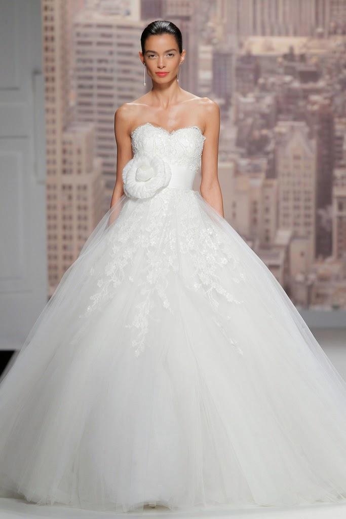 blog de tejidos: barcelona bridal week