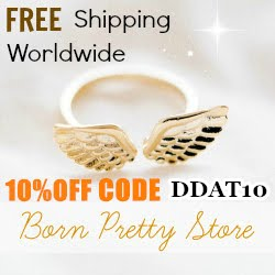 10% desc. Born Pretty Store