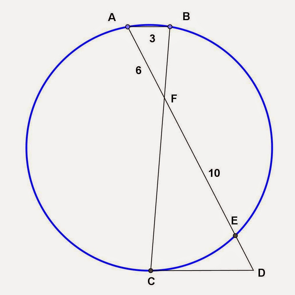 Math principles circle and secant segment problems 7 photo by math principles in everyday life hexwebz Gallery