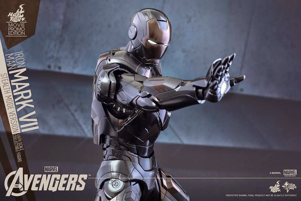 iron man action figure hot toys