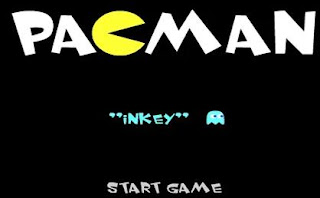 pacman arcade game on google
