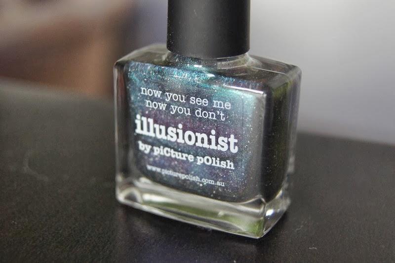 illusionist Picture Polish