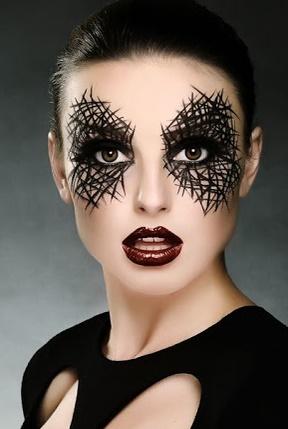 Peinado de Zombie Fácil y Rápido Hairstyle halloween Maquillaje  - Peinados De Halloween Faciles