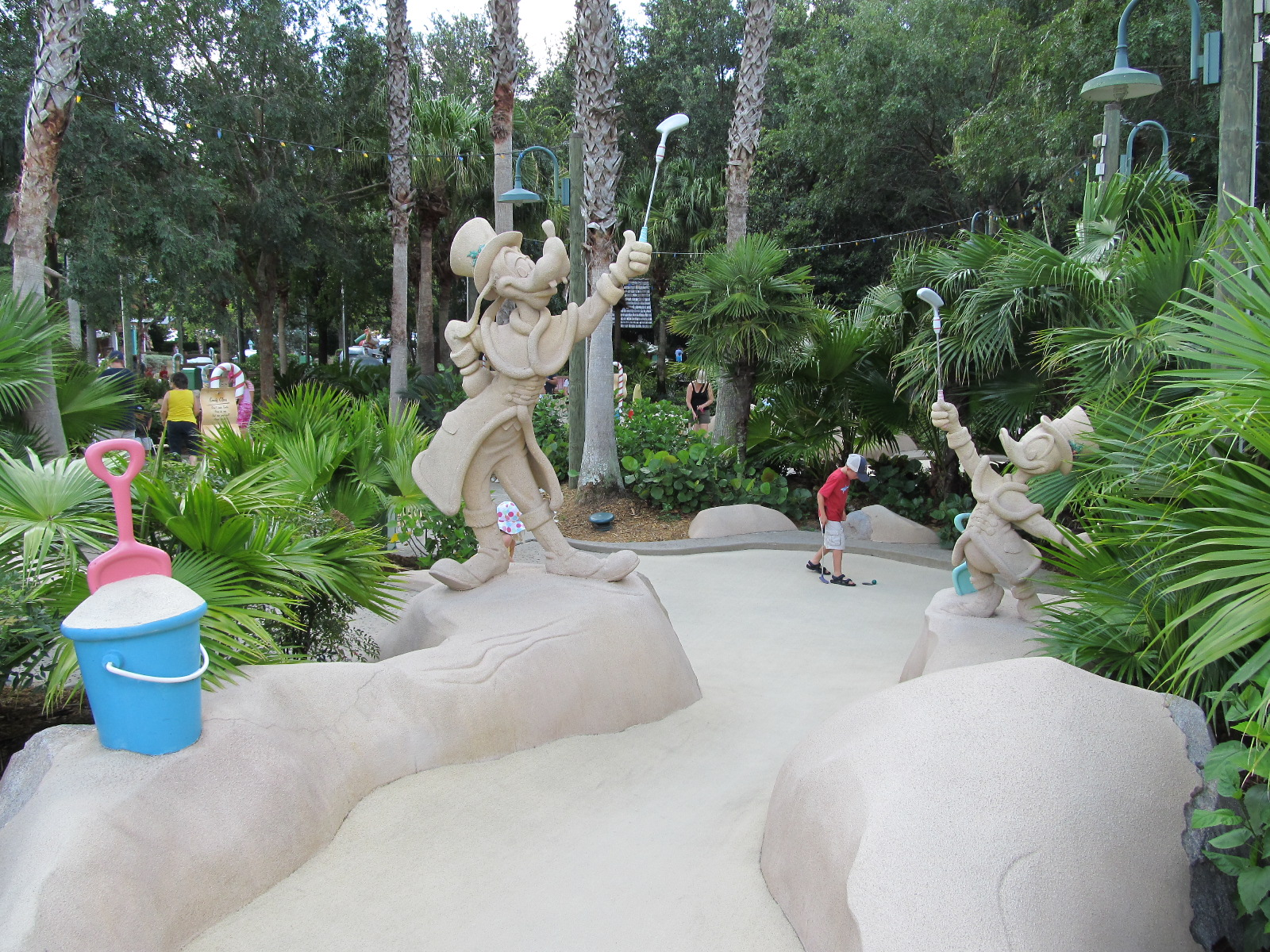my daily slice of golf the blog disney u0027s winter summerland