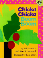 Chicka Chicka Boom Boom, Bill Martin Jr