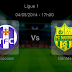Pronostic Toulouse - Nantes : Ligue 1