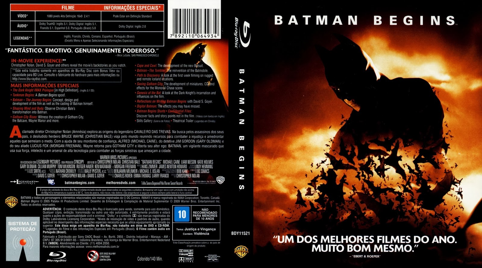 0799º - BATMAN BEGINS