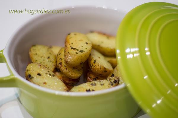 Patatas baby al horno con chef o matic pro - Recetas cocina chef matic pro ...