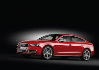 2013 Audi A5 SportBack ReStyled typ 8TA