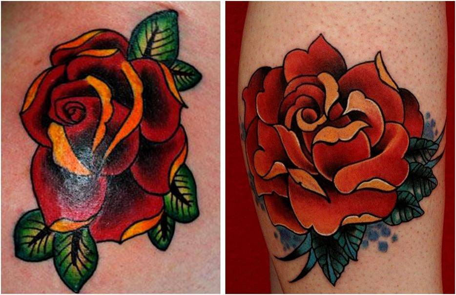Trend Tattoo Styles Rose Meaning