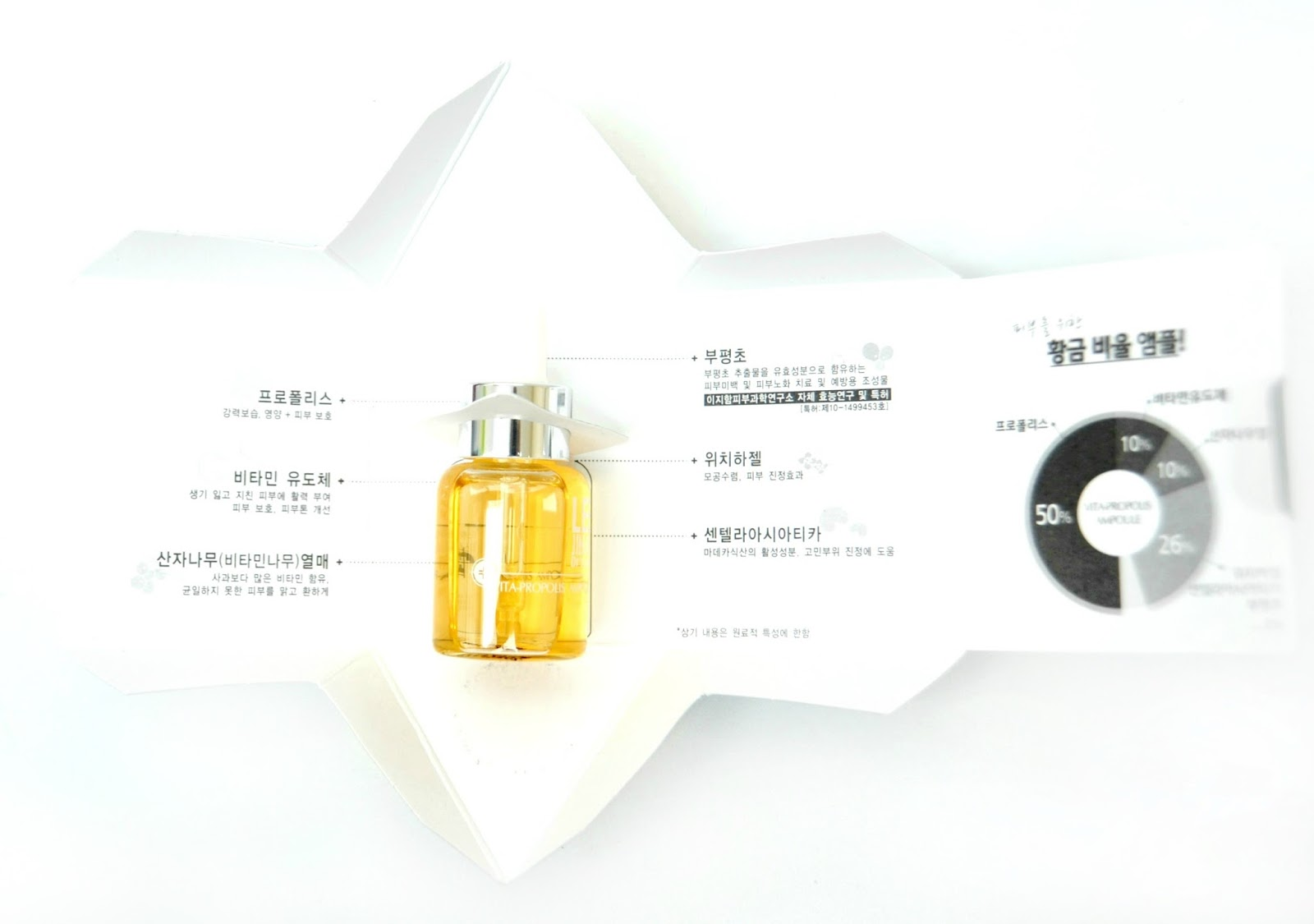 Lee Ji ham Vita Propolis Ampoule Review Korean Beauty