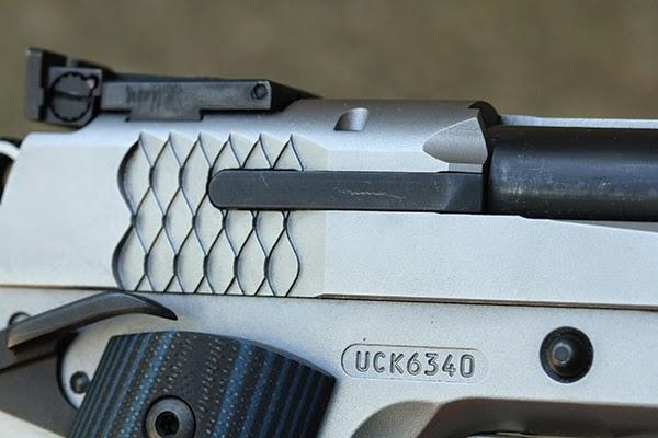 Pistola S&W