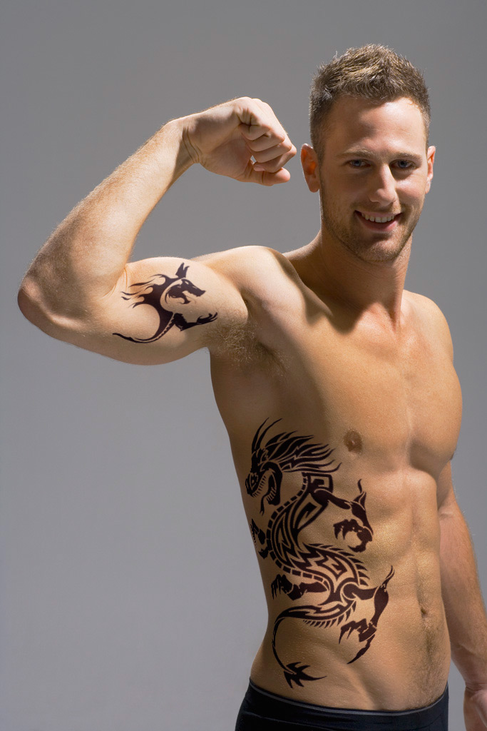 tribal tattoos for men tattoo ink buzz