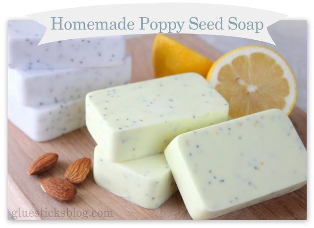 Randomness: Homemade Poppy Seed Soap Recipes