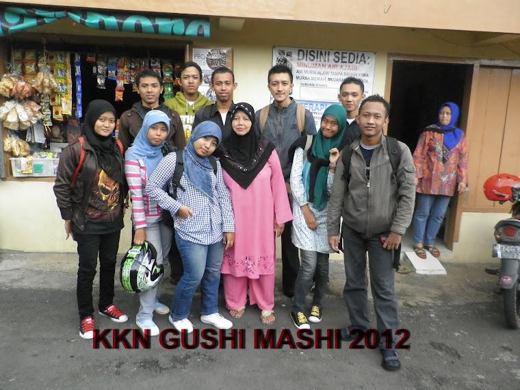 Gushi Mashi 2012