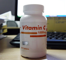 Vitamin C 1000mg. Sihat itu cantik.