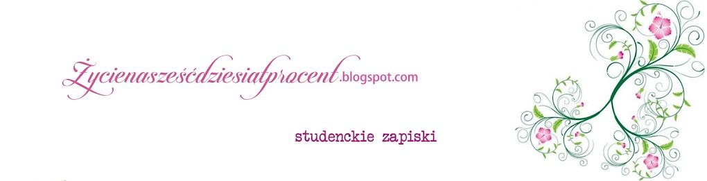 S jak Studia. Blog Jaśminowy