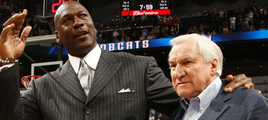 Michael Jordan's statement on the passing of Dean Smith
