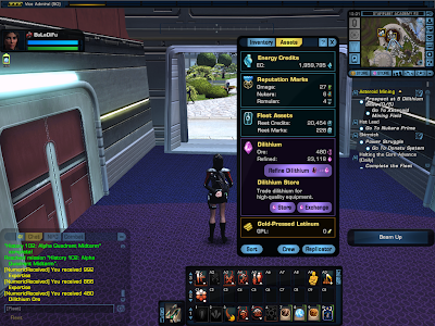 Star Trek Online - Currencies
