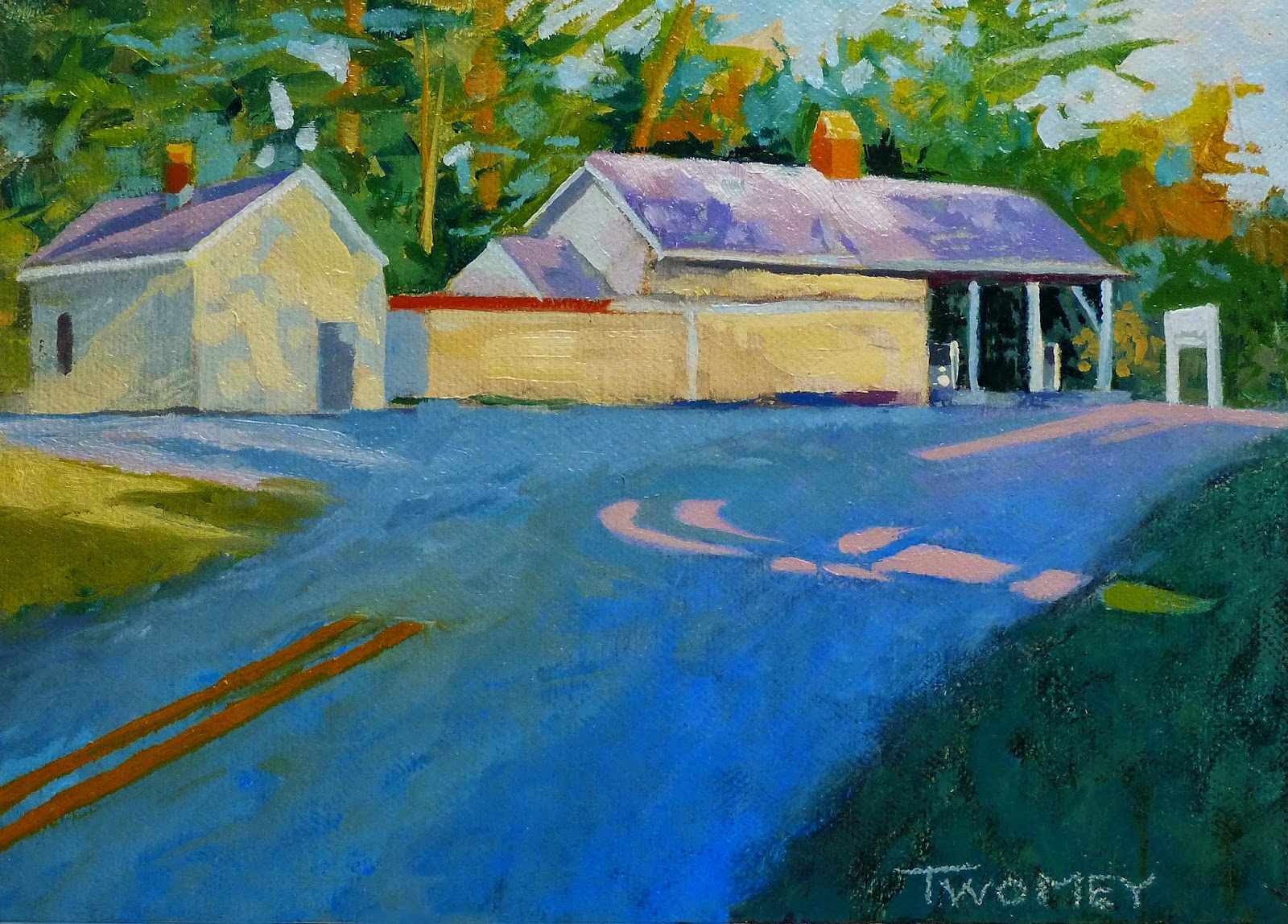 Virginia Country Store by Twomey