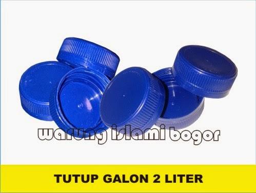 Jual Tutup Galon 2 Liter