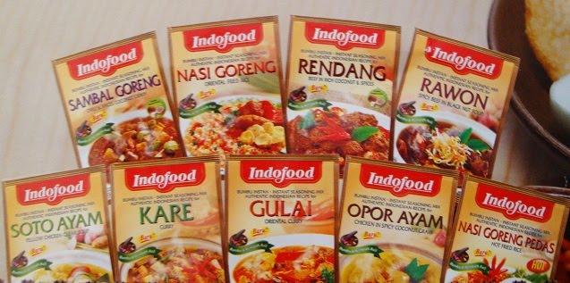 Indofood Nasi Goreng Pedas Dan Nasi Goreng Pedas