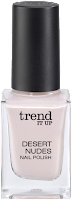 Preview: Die neue dm-Marke trend IT UP - Desert Nudes Nail Polish 010 - www.annitschkasblog.de