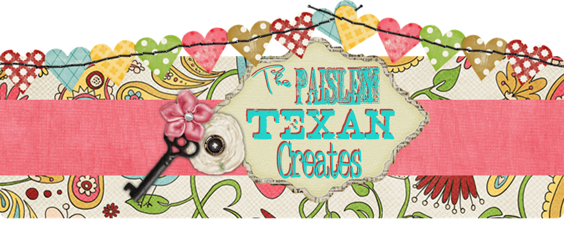 The Paisley Texan Creates