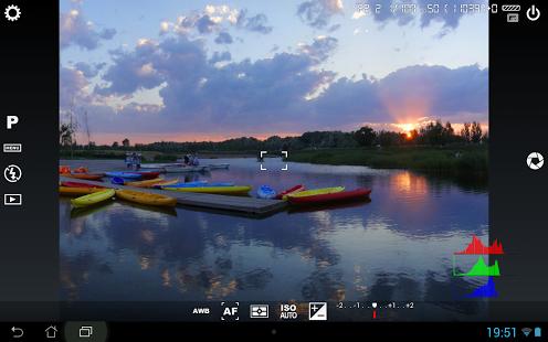 Camera FV-5 Android APP APK