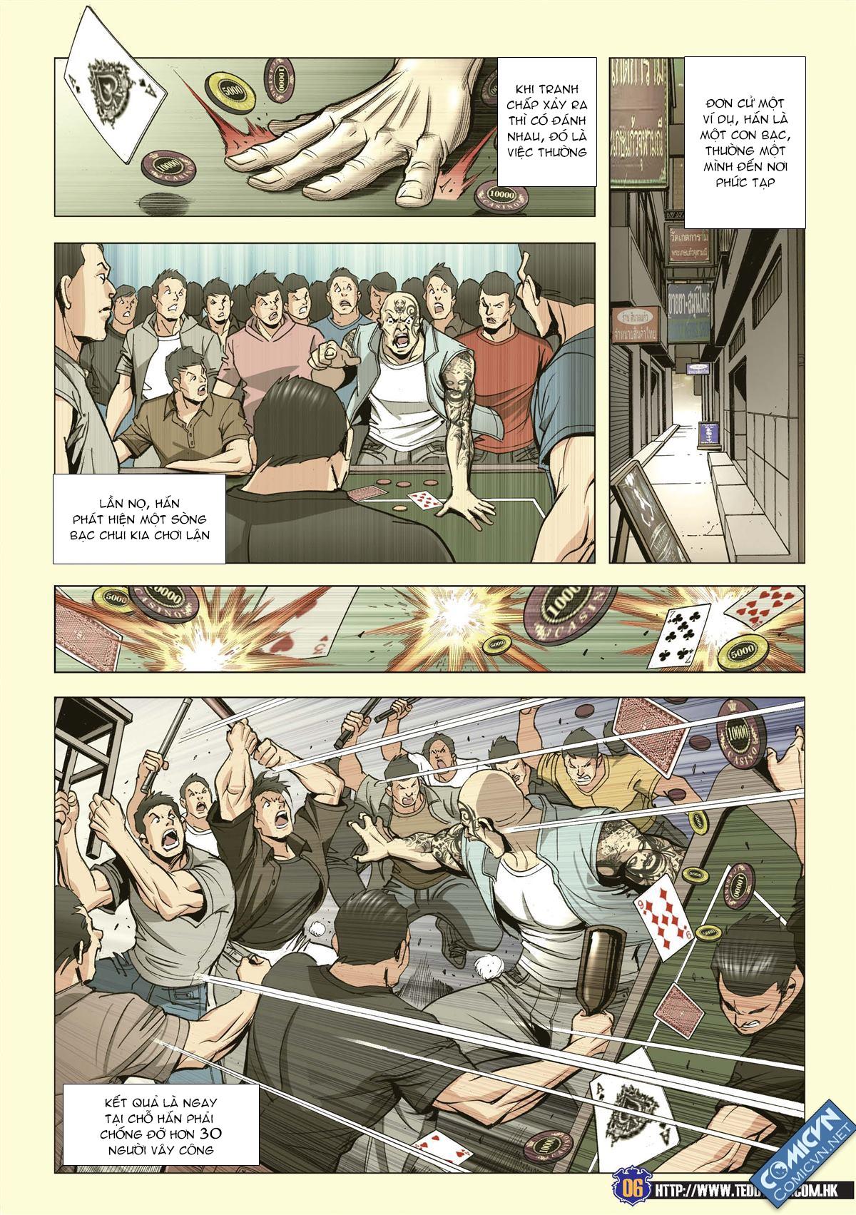 Người Trong Giang Hồ Chap 2162 - Next Chap 2163
