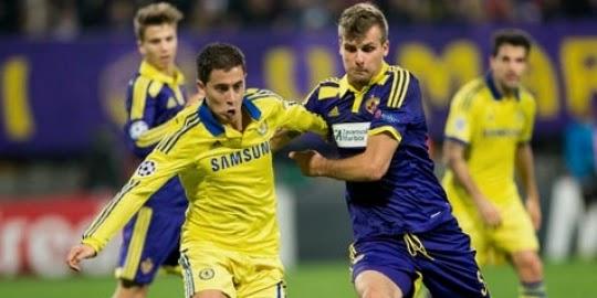 Liga Champions: Chelsea Diatahan Imbang Oleh Maribor