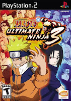 NARUTO ULTIMATE NINJA 3 PS2 ISO