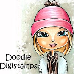 Doodle Digi Stamps