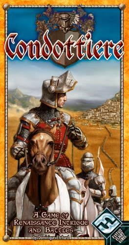 Portada de Condottiere