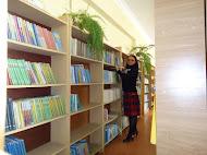 nauczyciel bibliotekarz: Monika Buchowska