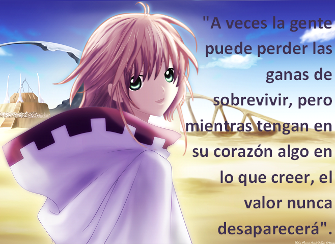 frases hermosas de anime: Imágenes De Amor Lindas
