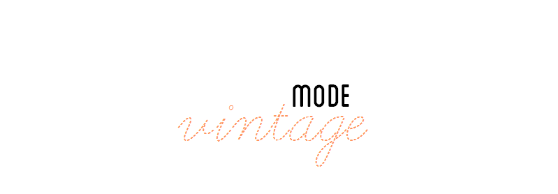 Mode Vintage