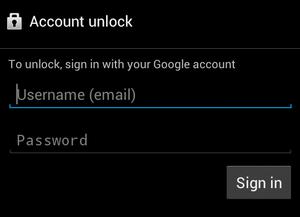 Solusi Unlock Lock Pattern Android Terkunci