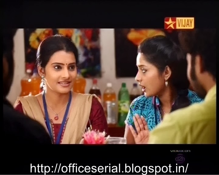 Office serial vishnu and lakshmi special