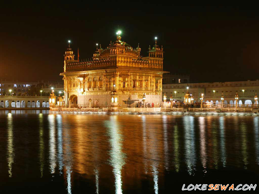 scunnert nation  Wallpaper Sri Harmandir Sahib