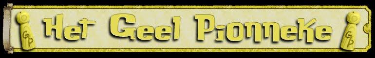 Het Geel Pionneke Blog