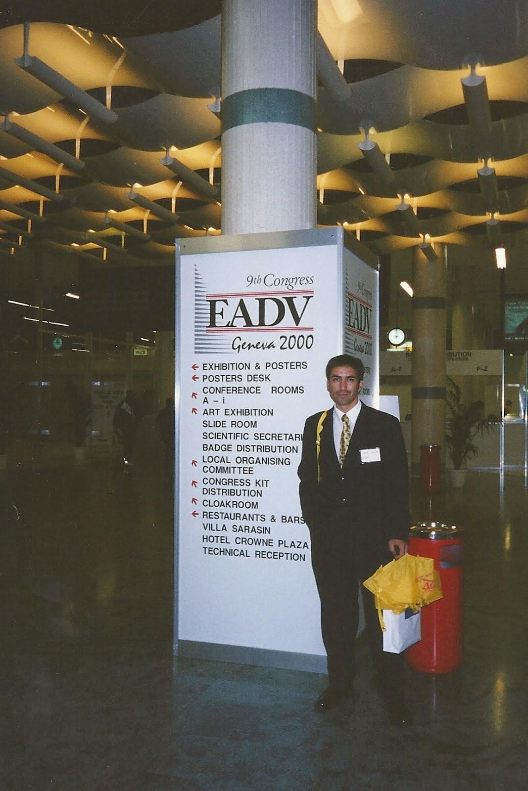 Ginebra, Suiza 2000